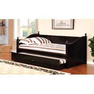 Best Reviews Prospect Twin Daybed with Trundle by Darby Home Co Reviews (2019) & Buyer's Guide