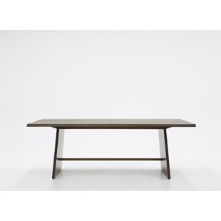 Eatmon Acacia Dining Table by Brayden Studio Find