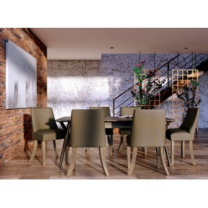 Bellingham 7 Piece Dining Set by Latitude Run