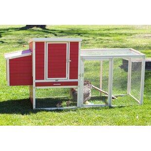 Red Barn Chicken Coop | Wayfair