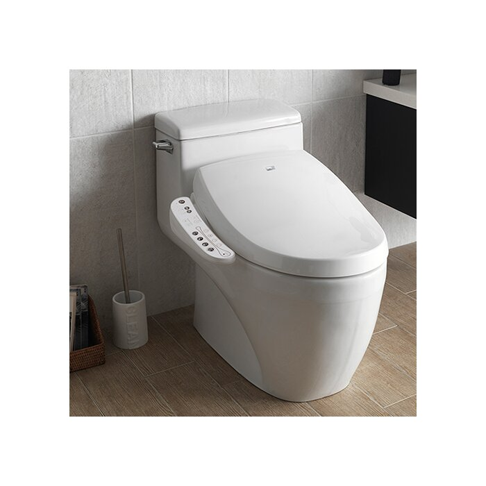 Wondrous Aura A7 Elongated Toilet Seat Bidet Caraccident5 Cool Chair Designs And Ideas Caraccident5Info