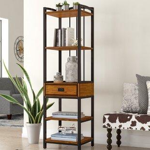 Senda Etagere Bookcase