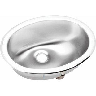 Best Reviews Asana Metal Oval Undermount Bathroom Sink By Elkay