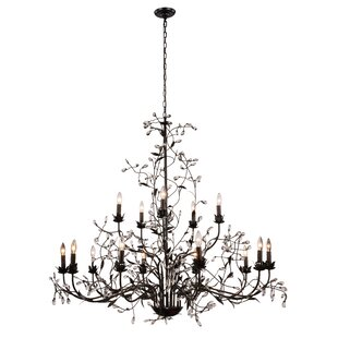 House of Hampton Ramsey 15-Light Chandelier