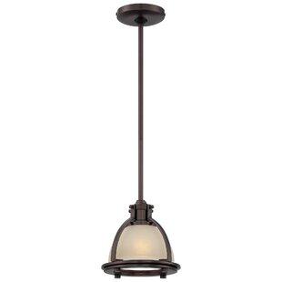 Minka Lavery 1-Light Bell Pendant
