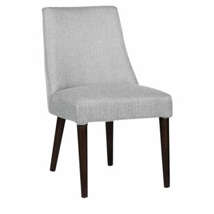 Binkley Upholstered Dining Chair (Set of 2) Corrigan Studio