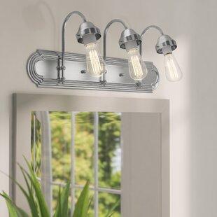 Winston Porter Vivanco 3-Light Vanity Light