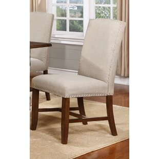 Hoover Upholstered Dining Chair (Set Of 2) by BestMasterFurniture 2019 Sale
