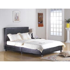 piero upholstered bed frame