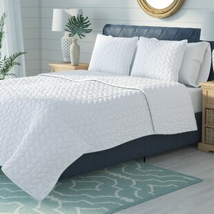 Acker 3 Piece Reversible Coverlet Set