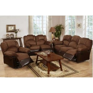 Wilson 3 Piece Living Room Set by A&J Homes Studio