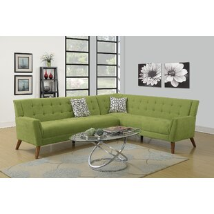 George Oliver Cowden Sectional