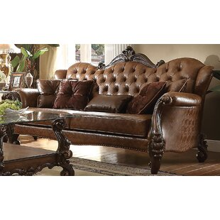 Great Price Meeks Standard Sofa with 5 Pillows by Astoria Grand Reviews (2019) & Buyer's Guide