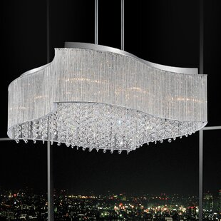 Elsa 12-Light Chandelier b..