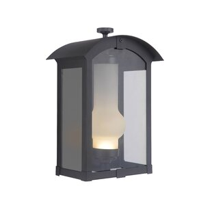 Alto LED Outdoor Wall Lantern by Zipcode Design