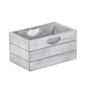 Edgemoor Wooden Planter Box By August Grove