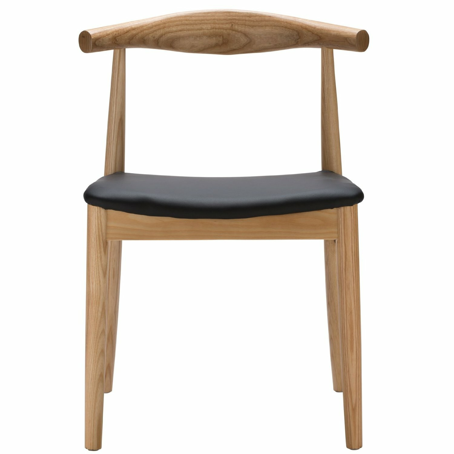 Awe Inspiring Hythe Beech Wood Dining Chair Pabps2019 Chair Design Images Pabps2019Com