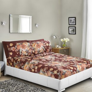 Gwinn Printed Bed Sheet Set