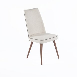 Featherston Upholstered Dining Chair by Stilnovo Amazing