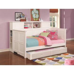 Scotti Daybed with Trundle by Harriet Bee