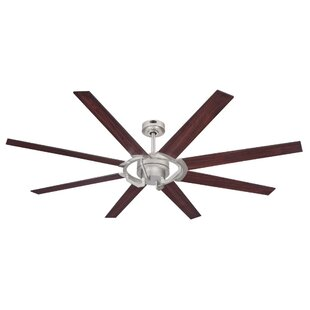 68 Ennis 8 Blade Ceiling Fan With Remote