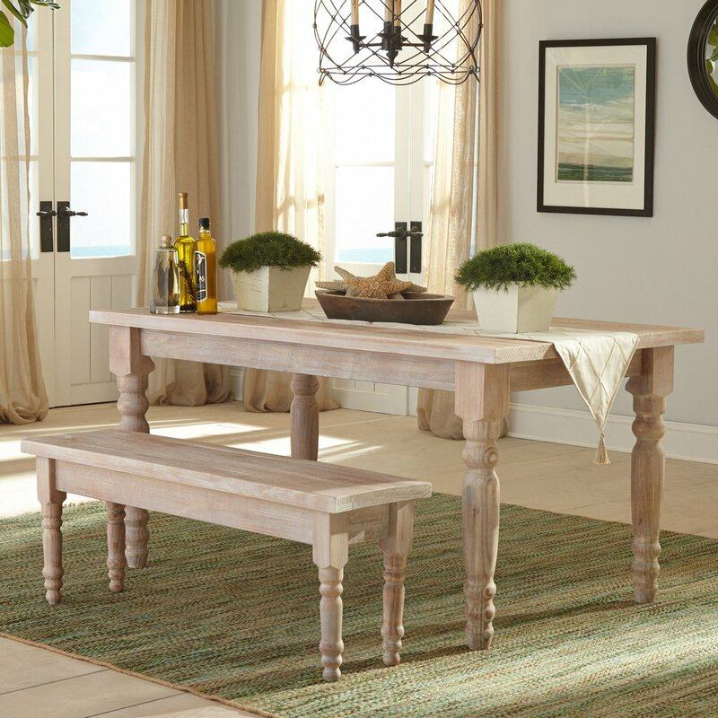Dining And Living Room Furniture: Grain Wood Furniture Valerie Dining Table & Reviews
