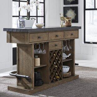 Parkin Bar with Wine Storage by Gracie Oaks