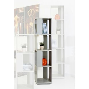 Elevate Geometric Bookcase