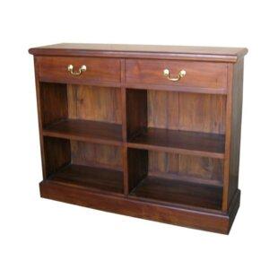 Low Wide 84cm Standard Bookcase By Rosalind Wheeler