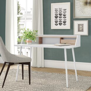 Bayside Writing Desk with Hutch