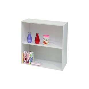 2 Tier Standard Bookcase by InRoom Designs