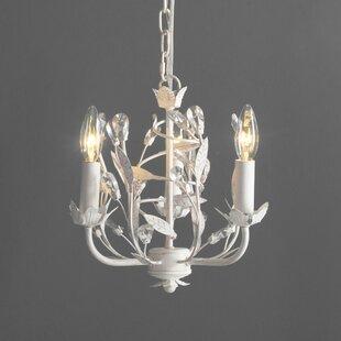 Willa Arlo Interiors Whittingham 3-Light Candle Style Chandelier