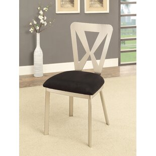 Brayden Studio Shania Contemporary Side Chair (Set of 2)