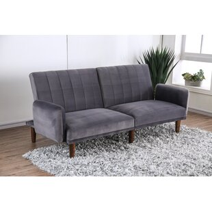 Pate Convertible Sofa by Mercer41 Best Choices