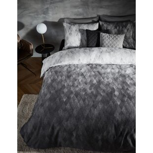 Wininger Cotton Reversible Duvet Cover Set