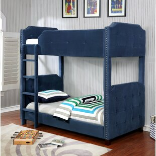 Dulcie Twin over Twin over Twin Bunk Bed by Milton Green Star