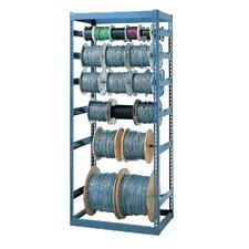 Reel Storage Rack by Nexel