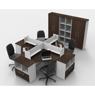 Make New Bedroom With Suites Configurable Office Set From Stevens Id Systems