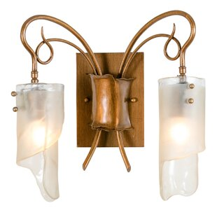 Varaluz Soho Recycled 2-Light Vanity Light