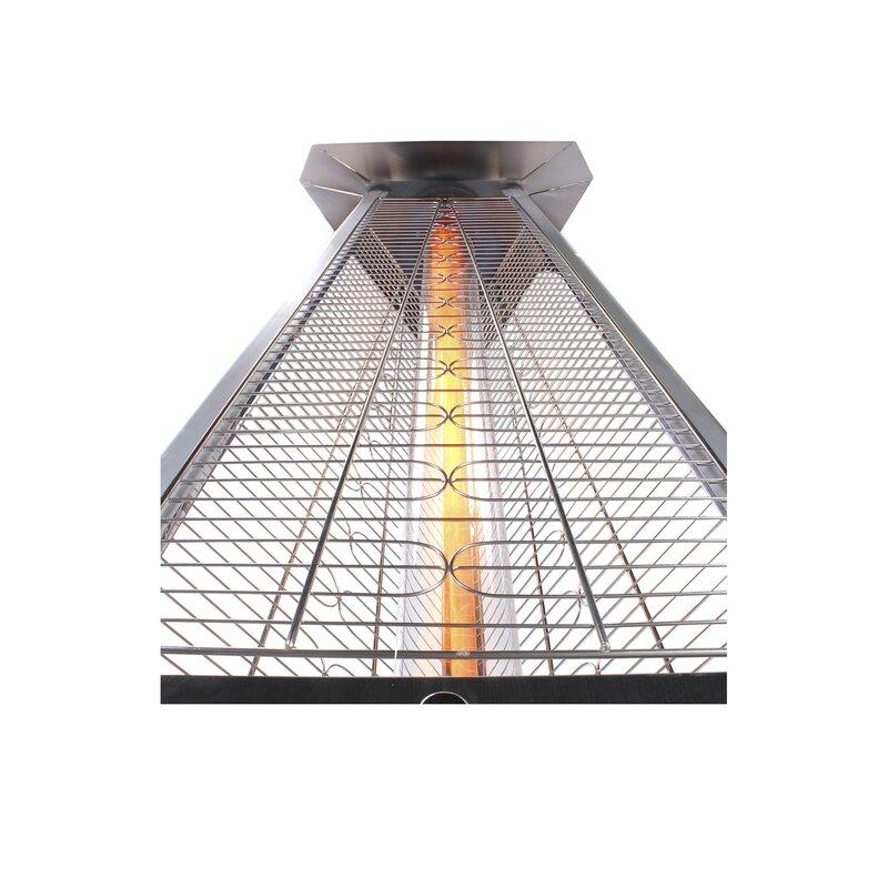 Lava Heat 51000 BTU Propane Patio Heater