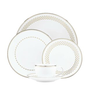 Richmont Road Bone China 5 Piece Place Setting, Service for 1