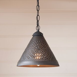 Westland 1-Light Cone Pendant