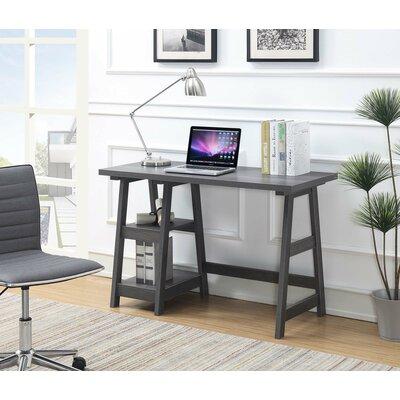 Gray Desks You Ll Love In 2020 Wayfair