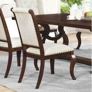 Upholstered Dining Chair (Set of 2) by Sc..