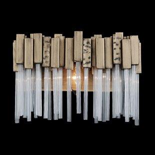 Varaluz Matrix 1-Light Bath Sconce