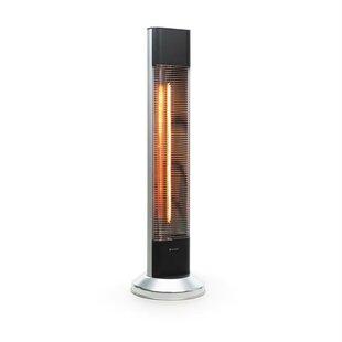 Heat Guru Electric Patio Heater By Blumfeldt