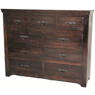 Quartz 9 Drawer Dresser