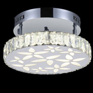 CWI Lighting Aster 15-Light LED Flush Mount