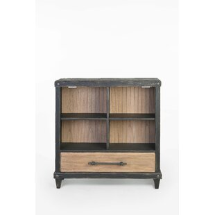 Reviews Hough Storage Standard Bookcase by 17 Stories