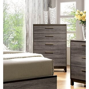 Wrought Studio Major 5 Drawer Chest